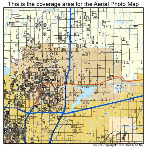 where is edmond oklahoma on the map edmond ok pictures posters news and on your
