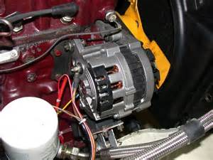 high output alternator bradley restoration