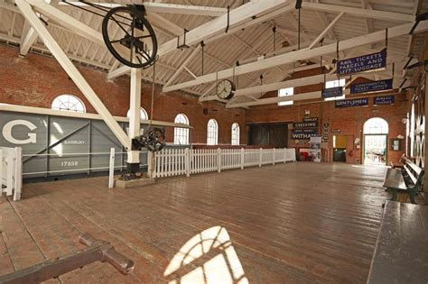 The Goods Shed by East Anglian Railway Museum The Goods Shed
