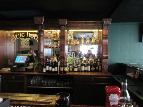 stock the bar picture of the celtic house