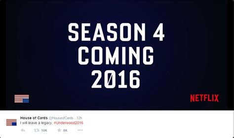 house of cards season 4 house of cards season 4 release date netflix orders new season for 2016 premiere