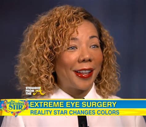 Change Hair Type With Surgery by Tameka Tiny Harris Publicly Addresses Controversial