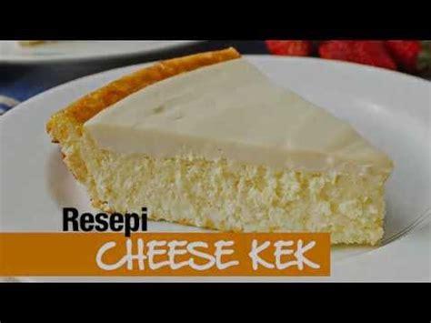cara membuat cheese cake oreo tanpa bakar resepi cheese kek sedap youtube