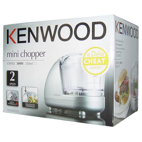 Kenwood Ch 180a Mini Chopper kenwood ch185 mini chopper international ltd