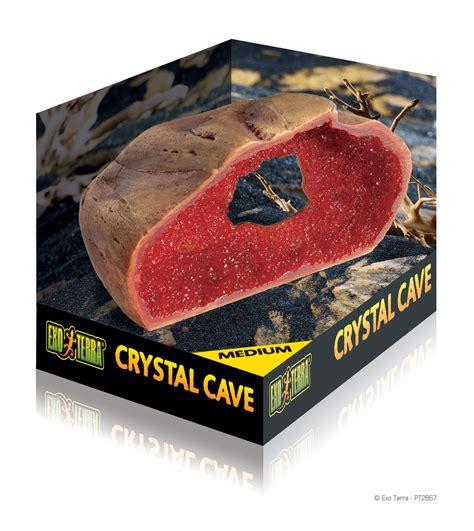Exoterra Hiding Cave Medium M exo terra cave decorative reptile hide