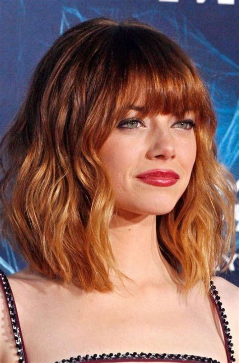 short ombre hair with bangs 38 pretty short ombre hair you should not miss haircuts