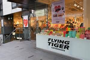 flying tiger store tiger cambia nome in flying tiger copenhagen