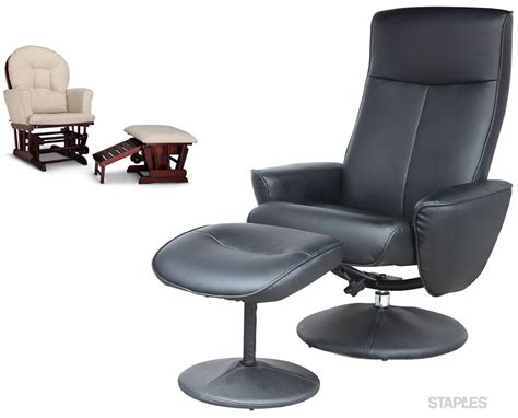 Reading Chair With Ottoman How To Choose The Best Reading Chair Staples Canada