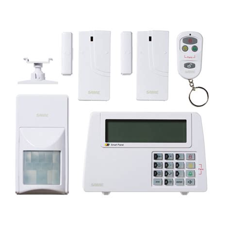 wireless home security systems wireless house alarms