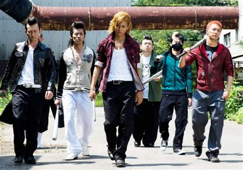 film gangster japan drop 2009 japan asianwiki