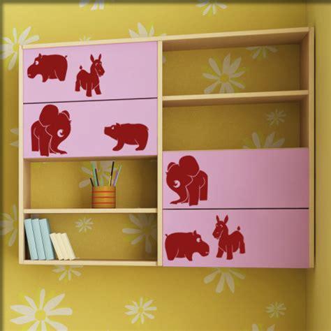 Kinderzimmer Zoo Gestalten by Kinderzimmer Wandsticker Wandmotive Wandkleber