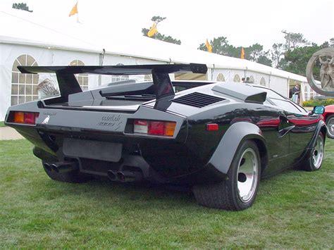 1986 Lamborghini Countach 1986 Lamborghini Countach Overview Cargurus