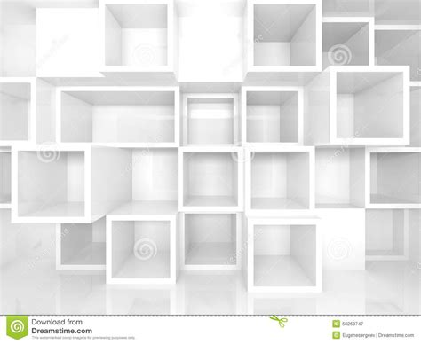 White Square Wall Shelves Amazing White Square Wall Shelves 11 On Garage Wall