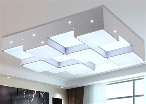 3200lm home led lighting fixtures flat panel led