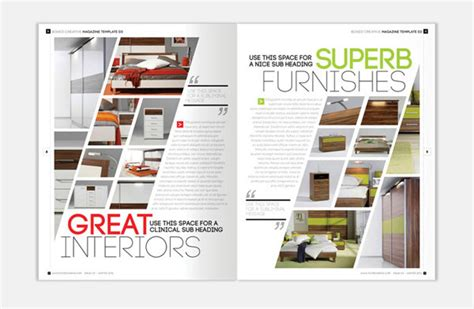 25 Really Beautiful Brochure Designs Templates For Inspiration Indesign Template Ideas
