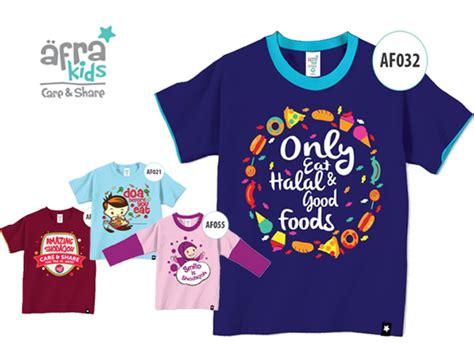 Kaos Anak Muslim Afrakids Ukuran Xs 4 baju muslim afra dvd anak sholeh edukasi anak