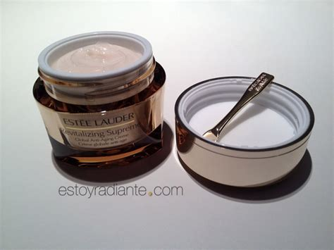 Estée Lauder Revitalizing Supreme Global Anti Aging Crème revitalizing supreme global anti aging cr 232 me de estee lauder