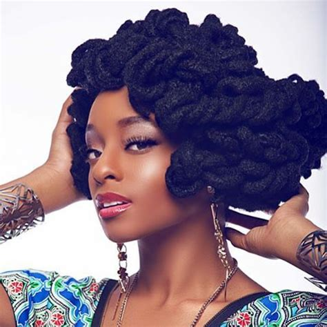 hairstyles for women over 40 with locs fingerwaves on locs dreads locs dreadlocks