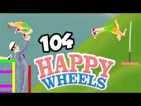 happy wheels full version sword throw sword throw al contrario happy wheels ep 104 youtube