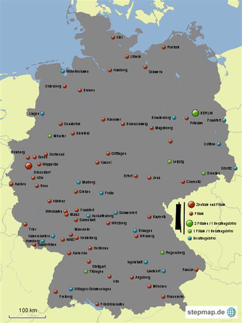 bank of america deutschland filialen filialen der apo bank goldbaer landkarte f 252 r deutschland