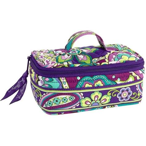 vera bradley home decor vera bradley jewelry case in heather 14 liked on