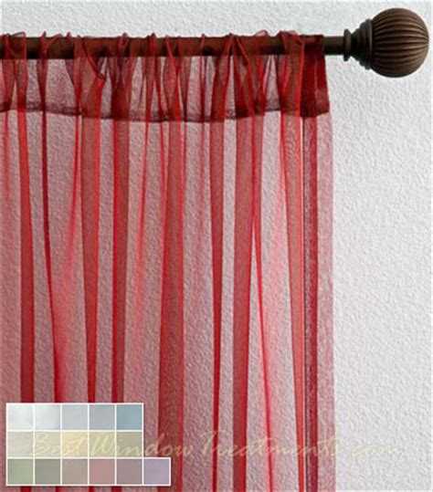 how to iron sheer curtains organza sheer scarf swag window topper
