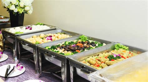 types of for buffet types of catering services buffet catering singapore