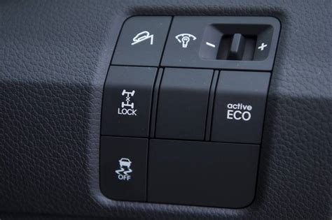 what does the snow button do on a toyota highlander 2014 hyundai santa fe review auto expert by cadogan