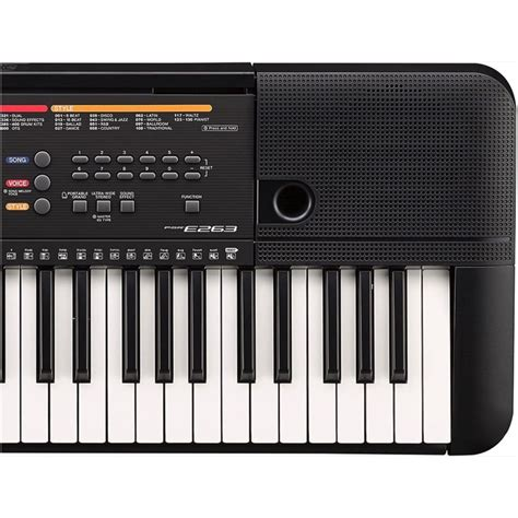 Keyboard Yamaha New yamaha psr e263 portable keyboard new