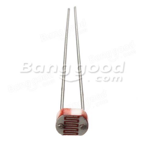 photoresistor specification 100pcs 5mm gl5516 light dependent resistor photoresistor ldr us 4 77