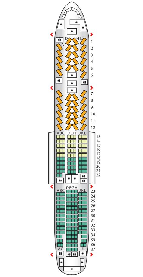 boeing 777 cabin layout 777 cabin layout related keywords 777 cabin layout