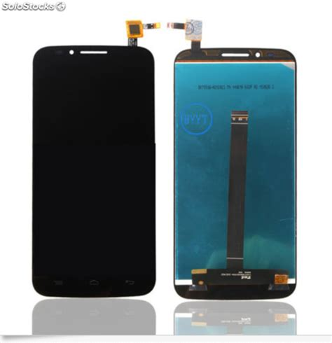 Lcd Flash Plus 2 original lcd and touch screen assembly for alcatel one