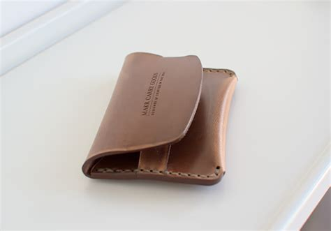 Leather Accessories Handmade - in the shop handmade leather goods accessories by makr