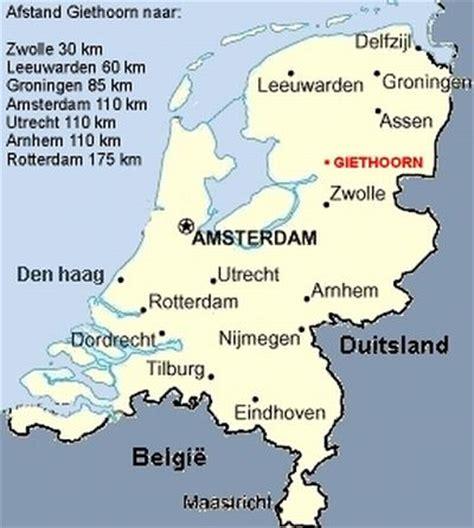 giethoorn netherlands map my cupcake travel me