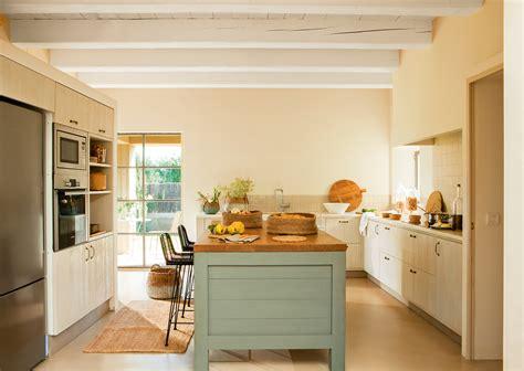 colores pintura cocina cocinas con color