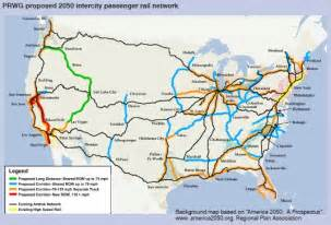 Train Routes In Usa Map by Usa Federal Panel S Call For Motor Fuel Tax Hike Stirs