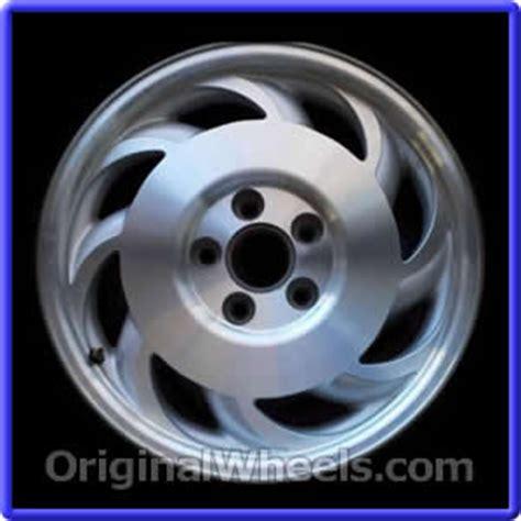 1995 corvette wheels oem 1995 chevrolet corvette rims used factory wheels