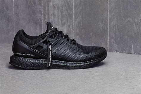 Reebok Porsche Design by The Porsche Design Sport X Adidas Ultra Boost Black