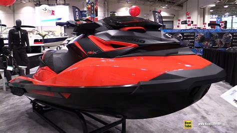 sea doo jet boats 2017 2017 sea doo rxp x 300 jet ski walkaround 2017 toronto
