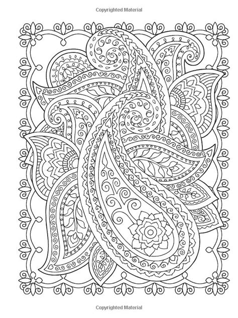 Creative Coloring Pages creative mehndi designs coloring book traditional