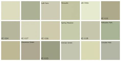designers favourite gray greens for the home