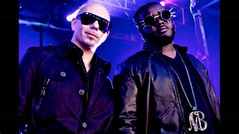 Ludacris On The Floor by Pitbull Hey Baby Drop It To The Floor Ft T