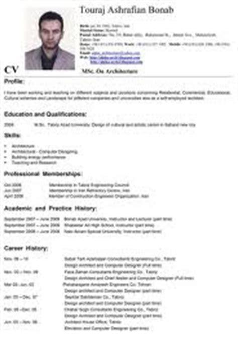 cara membuat resume di linkedin tips dan cara membuat cv curiculum vitae yang baik