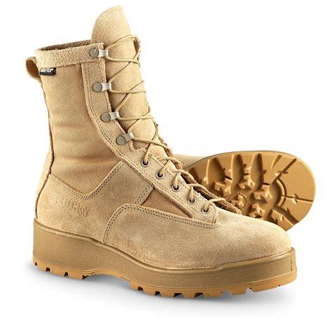 mens tex boots s rocky 174 8 quot tex 174 vibram 174 duty boots
