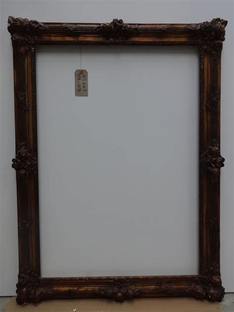 corner frame antique frame sale flower corner 20th century frame
