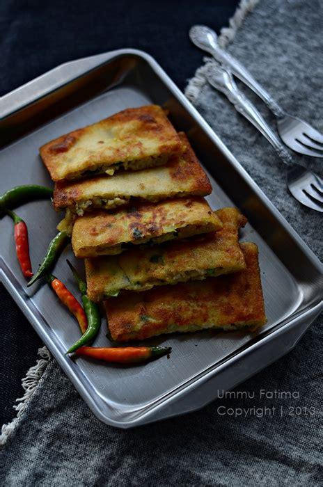 Teflon Segi Empat simply cooking and baking martabak telur praktis
