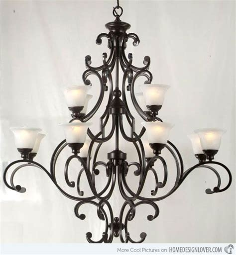 Wrought Iron Chandeliers by 25 Best Ideas About Wrought Iron Decor On