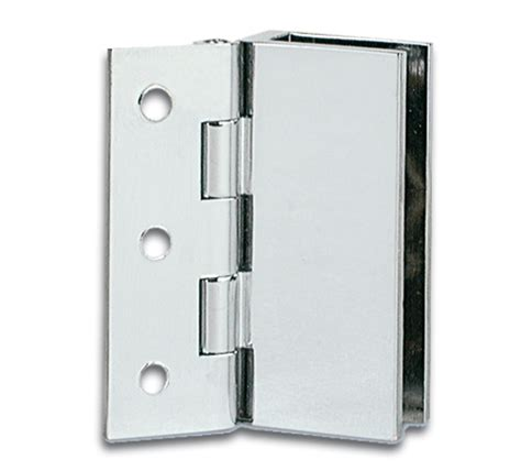 cabinet glass to wall hinge for inset doors 32 x 60mm