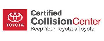 Toyota Certified Service Center Certified Collision Center