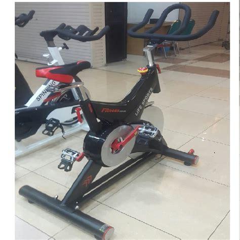 Spinning Bike Sport Hitam Merah spinning bike sport hitam commercial